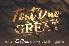 Lovesurely Font Duo Product Image 4