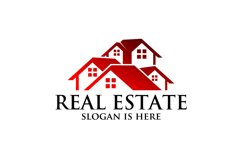 Real estate vector logo ,residential building property Product Image 4