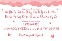 Hearty Chintya - Layered Crafty Font Product Image 4