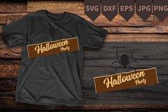 Halloween svg, Spider svg, Black widow svg, Spider Party svg Product Image 1