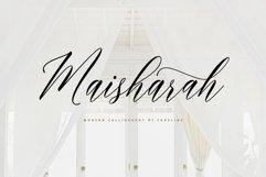 Maisharah Modern Calligraphy Product Image 1