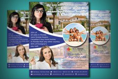 REAL ESTATE FLYER TEMPLATE | Bussiness Flyer | Broker | RE Product Image 1