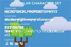 Digitizer - Pixel Font Family Product Image 4