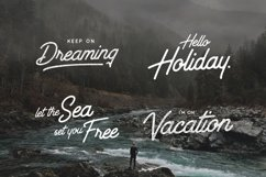 Outdoors Inks Script Product Image 5