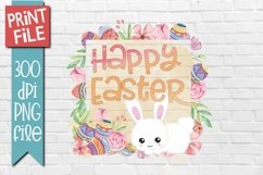 Easter Quote Sublimation Design Product Image 1