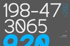 Brada - A Powerful Sans Font Family Product Image 4