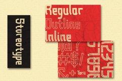 Torii - Japanese Style Typeface Product Image 3