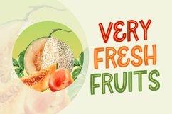 Melon Juice - Freshty Font Product Image 2