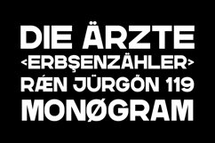 GR Norch - Sports Display Font Product Image 6