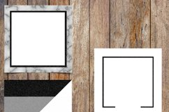 Marble and Black Glitter Instagram Template Pack Product Image 2