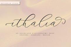 ithalia script Product Image 1
