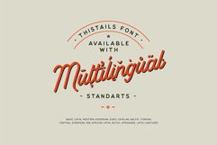 Thistails Font Duo Product Image 2