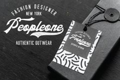 The Rollingstar - Stylish Bold Script Product Image 3