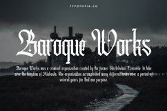 Cydonia - The Blackletter Font Product Image 4