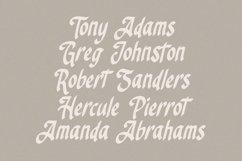Web Font Angelus - Handrawn Calligraphic Font Product Image 2