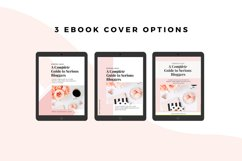 Lady Boss Ebook/Lead Magnet Canva Template eBook. Product Image 3