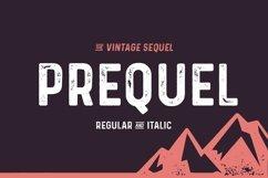 Prequel - Rough  Product Image 1
