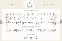 Helena Girl - a smooth line script Product Image 4