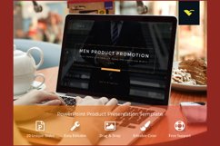 Product Promotion Presentation PowerPoint Template Product Image 1