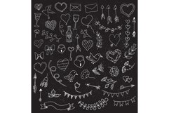 Valentine's Vector Collection Product Image 3