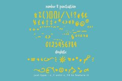 King Coalifa - A Cute Crafted Font Product Image 11