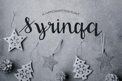 Syringa Font Product Image 1