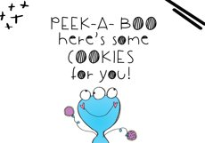 Cookie Monster - A Cute Handwritten Font Product Image 6
