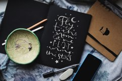 Chalk Lettering Set, Vector Product Image 4