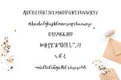 Party Dress Cursive Font Product Image 6