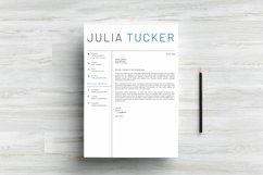 Professional & Creative Resume Template Product Image 5