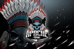 Apache - Mascot & Esport Logo Product Image 1