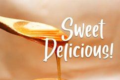 Honey Moon - Handlettering Font Product Image 5