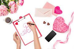 Hearty Monograms - Font  Product Image 3