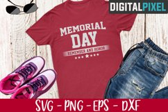 Memorial Day SVG PNG, Remember And Honor Svg, Veterans Svg Product Image 2
