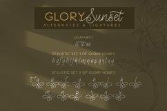 Glory Sunset Luxury Font Duo Product Image 5