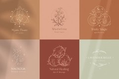 Mysterious Logos Collection. Fully editable Pre-made Logos. Product Image 5