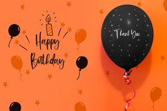 Birthdate - Beautiful Handwritten Font Product Image 3