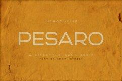 Pesaro | A Lifestyle Sans Serif Product Image 1