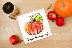 Happy Thanksgiving Set Product Image 5