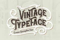 Classic Heritage typeface Product Image 2