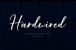 Hardwired Script Product Image 1
