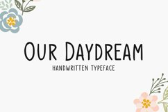 Our Daydream Product Image 1