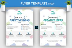 Creative Flyer Template Product Image 1