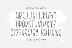 Calderock |Monoline - Handwritten Font Product Image 2