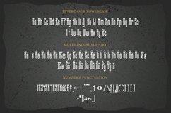 Web Font Gangster Font Product Image 5