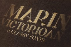 Marin - Victorian Font Product Image 5