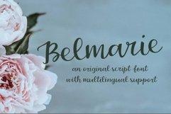 Belmarie Script Product Image 1