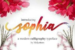 sophia script Product Image 5