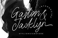 Gaston & Jacklyn Stylish Signature Product Image 1