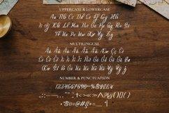 Web Font Lengkara Script Product Image 5